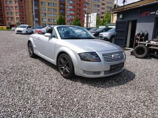 Audi TT 1.8T,132KW,ZÁRUKA KM kabriolet