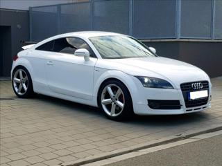 Audi TT 2,0 TFsi *S-LINE* PO SERVISE kupé benzin