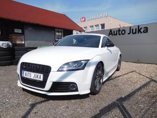 Audi TTS 2.0TFSI,227KW kupé