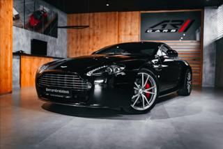 Aston Martin V8 Vantage 4,7 CARBON, SPORTSHIFT, B and O  BR,Tu kupé benzin