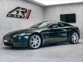 Aston Martin V8 Vantage 4,3 Individual, Navi, kůže  OV kupé benzin