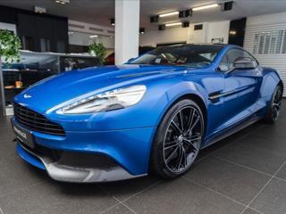 Aston Martin Vanquish 5,9 V12/PDC/Kamera/Bang&Olufsen/Karbon  IHNED kupé benzin