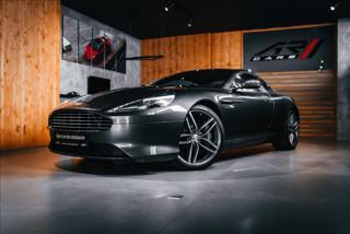 Aston Martin Virage 5,9 COUPÉ, TOUCHTRONIC, NAVI  BR kupé benzin