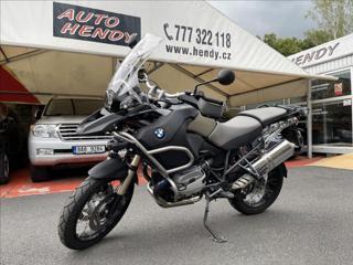 BMW Ostatní 1,2 R 1200 GS ADVENTURE  benzin