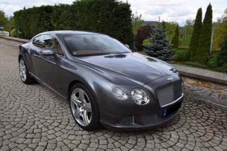 Bentley Continental GT GT V12 MULLINER kupé