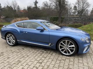 Bentley Continental GT GT W12 Mulliner kupé