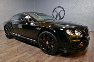 Bentley Continental GT S *V8*MASÁŽ*NAVI* kupé benzin