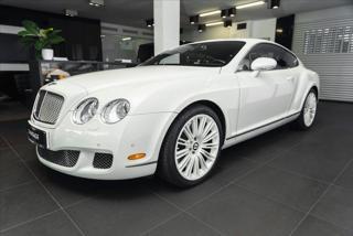 Bentley Continental GT 6,0 Speed V12 / Breitling / TOP  IHNED kupé benzin
