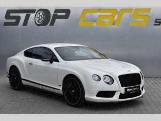 Bentley Continental GT 4.0 V8 kupé benzin