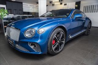 Bentley Continental GT 6,0 W12/Mulliner/Touring/City/B&O  IHNED kupé benzin