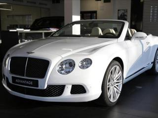 Bentley Continental GTC 6,0 SPEED  IHNED kabriolet benzin