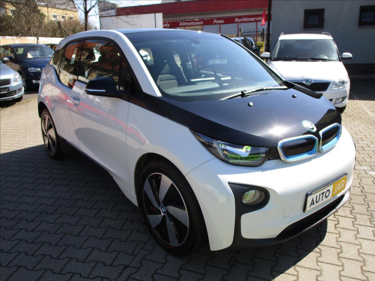 BMW i3 0,1 94 Ah  ELEKTRO hatchback elektro