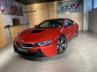 BMW i8 1,5 LASER, FÓLIA, HARMAN KARDON  BR kupé benzin