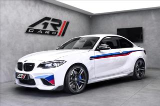 BMW M2 M2 Performance, výfuky, Harman Kardon, CZ kupé benzin