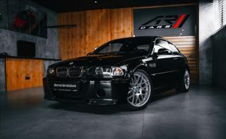 BMW M3 3,3 CSL, SMG, CARBON, ORIGINÁLNY STAV  BR kupé benzin