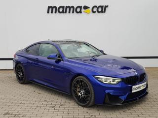 BMW M4 COMPETITION AKRAPOVIČ ČR kupé