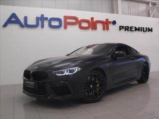 BMW M8 4,4 Competition Ceramic B/W TV kupé benzin