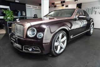 Bentley Mulsanne 6,8 6.8 Speed/Naim/Comfort/Entertainment  IHNED sedan benzin
