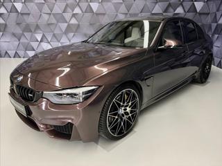 BMW M3 COMPETITION 331KW,CERAMIC,M-DRIVER'S PACK sedan benzin