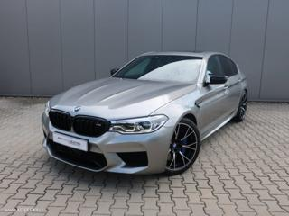BMW M5 Competition sedan benzin