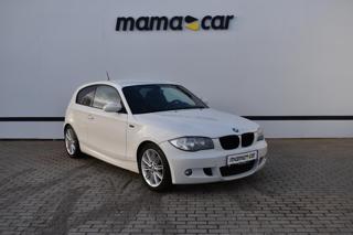 BMW Řada 1 120i MPAKET SERVISNÍ KNIHA hatchback