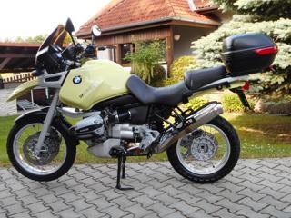 BMW enduro silniční