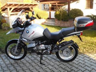 BMW - 61.000 km enduro silniční