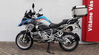 BMW 2013, 1170 ccm, 92 kW enduro silniční