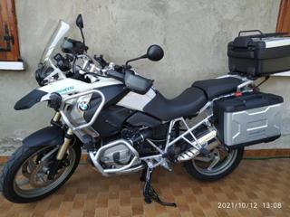 BMW 2010, 1200 ccm, 81 kW enduro silniční
