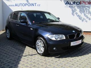 BMW Řada 1 2,0 D  118d hatchback nafta