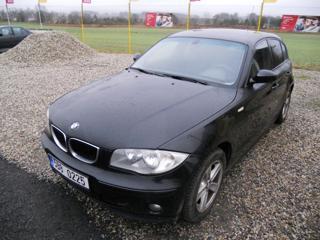 BMW Řada 1 120D 120KW hatchback