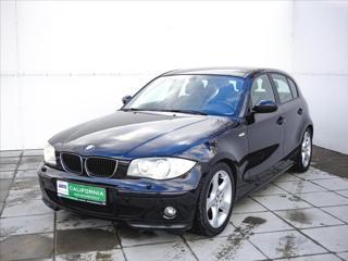 BMW Řada 1 118d REZERVOVÁNO,Xenon, Aut.klima hatchback nafta