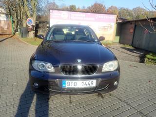 BMW Řada 1 120 D hatchback