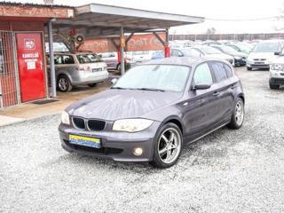 BMW Řada 1 2.0 d hatchback nafta - 1