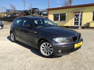 BMW Řada 1 118D Dig.klima/Xenon/1Maj hatchback