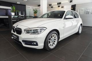 BMW Řada 1 1,5 116d Sport line/Navi/PDC/LED  IHNED hatchback nafta
