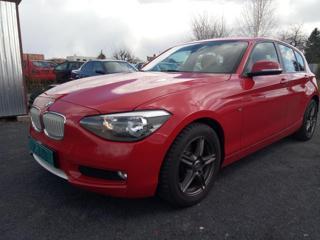 BMW Řada 1 116i 100kw,URBAN LINE,1MAJ,SERVISKA hatchback