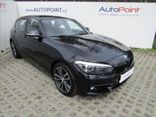 BMW Řada 1 1,5 118i  A/T Sport 1.Maj.ČR,2xkola hatchback benzin
