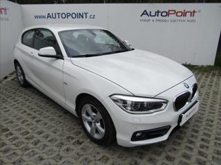 BMW Řada 1 2,0 118D  A/T Sport  1.Maj ČR 2xKola hatchback nafta