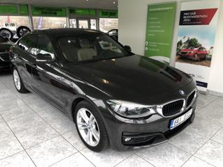 BMW Řada 3 320d GT Individual odpočetDPH hatchback