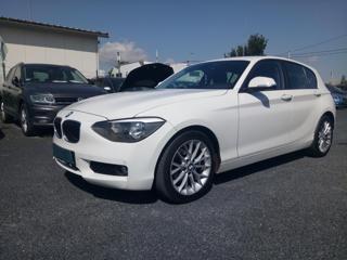 BMW Řada 1 118d 105KW,NAVIPROFI,DIGIKLIMA hatchback
