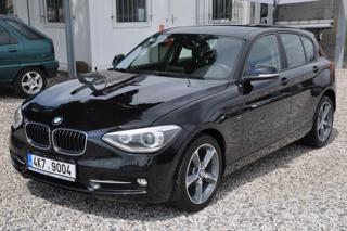 BMW Řada 1 116 2.0D 85kW Sport hatchback