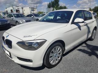 BMW Řada 1 2.0 118d, servis, výhřev, hatchback