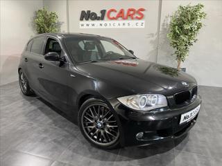 BMW Řada 1 2,0   120i M-PAKET KŮŽE ŠÍBR hatchback benzin