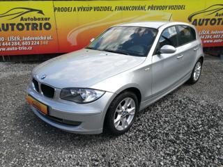 BMW Řada 1 116i aut.klima hatchback