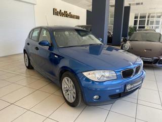 BMW Řada 1 118 D hatchback