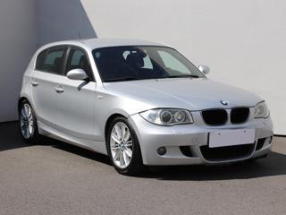 BMW Řada 1 2.0, ČR hatchback nafta