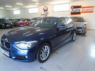 BMW Řada 1 2.0d 1maj,servis BMW,Top stav! hatchback