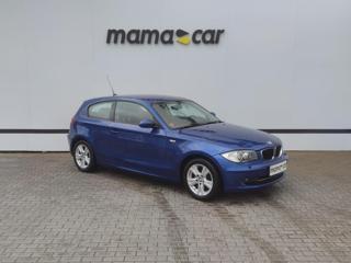 BMW Řada 1 120d 130kW ČR XENON hatchback
