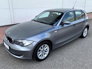 BMW Řada 1 116d, VÝHŘEV,2X ALU,PARK.SENZ hatchback